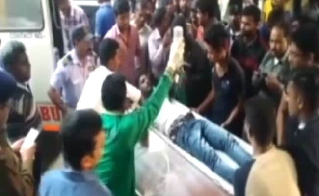 Kharagpur strongman Srinu Naidu killed in attack on TMC office
