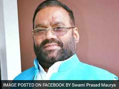Mayawati Party Man SP Maurya, Who Joined BJP, Eyes Another Move. Akhilesh Yadav Gets Call