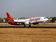 Delhi- Bound SpiceJet Flight Diverted Due To Foul Smell From Lavatory
