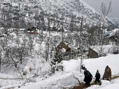 Srinagar Witnesses Coldest Night At Minus 6 Degrees, As Cold Intensifies