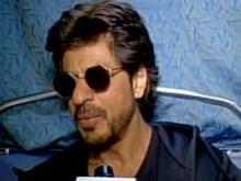 <I>Raees</i>: Shah Rukh Khan's Train Arrives. In Delhi, He Says 'Tragic' One Person Died In Vadodara