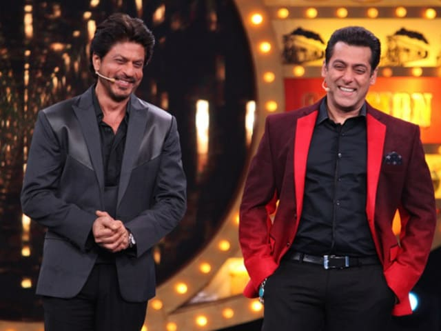 Bigg Boss 10: There Will Only Be A Jhalak Of Shah Rukh Khan