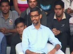 Big Software Companies To Come Out Of India In 3-4 Years: Sundar Pichai