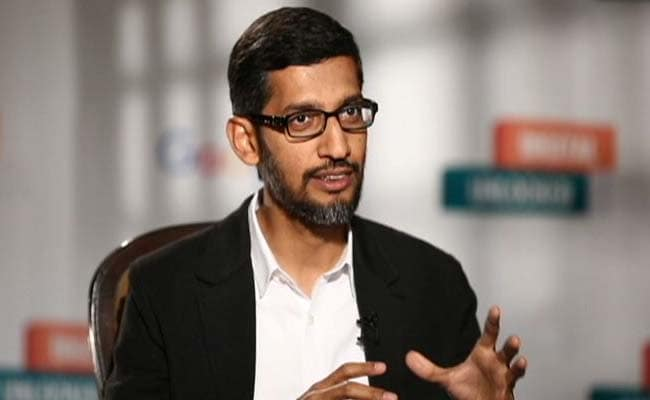 Google's Sundar Pichai Launches 'Digital Unlocked' For Small Indian Firms
