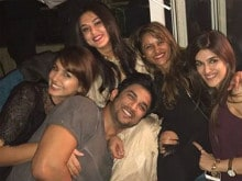 Inside Sushant Singh Rajput's 'Happy' Birthday Party. See Pics