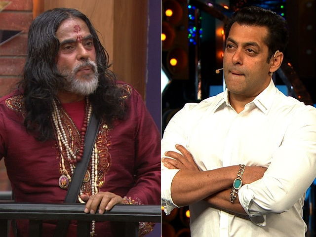 Bigg Boss 10, January 7, Written Update: Swami Om Threatens To Stop The Finale Of Salman Khan's Show