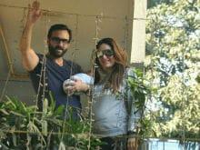 Saif Ali Khan Reveals Why He And Kareena Named Their Son Taimur