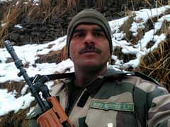 'Look At What We Eat': BSF Jawan Whose Videos Went Viral Shifted