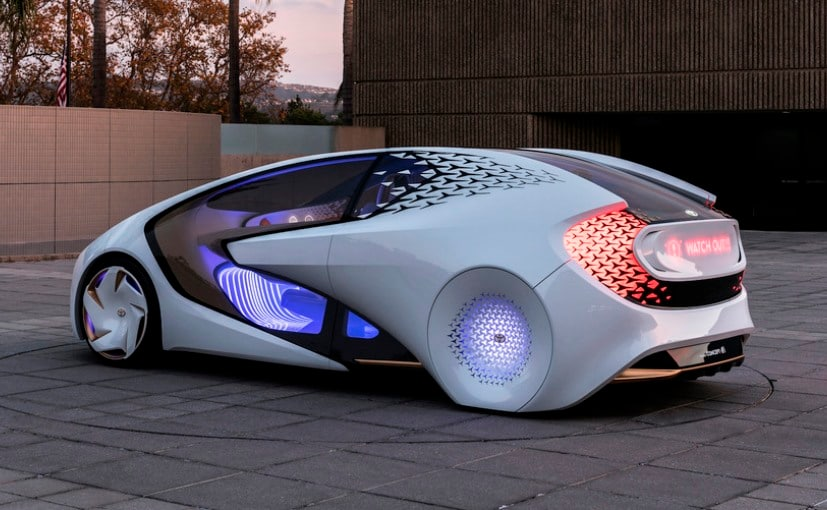 Ces 2017 The Toyota Concept I Is One Of The Coolest