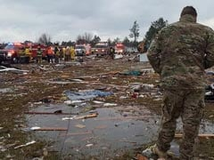 Storm System Roars Up US East Coast After Tornados Kill 18