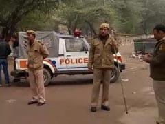 Old Mortar Shell Found Near Vasant Kunj In South Delhi, NSG At Spot