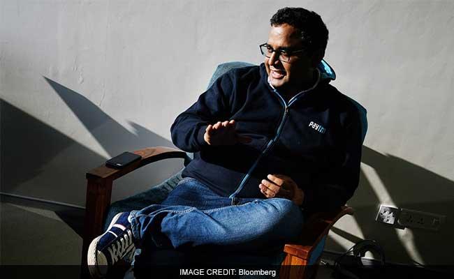 vijay shekhar sharma paytm bloomberg