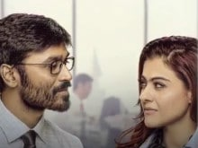 VIP 2: Dhanush, Kajol Reach Office. Twitter Is Happy #RaghuvaranIsBack