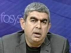 $10 Billion Run Rate Emotional Milestone; Optimistic For Q4: Vishal Sikka