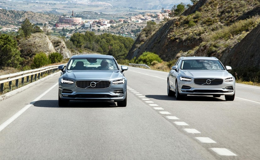 Volvo S90 And V90 Score Top Pedestrian Safety Ratings From Euro NCAP