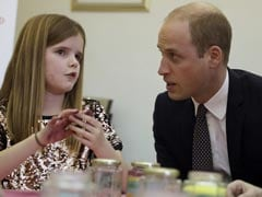 Prince William Comforts 9-Year-Old, Speaks Of 'Anger' Over Diana's Death