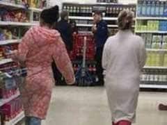 Women Shamed Online For Shopping In Their Pyjamas In UK