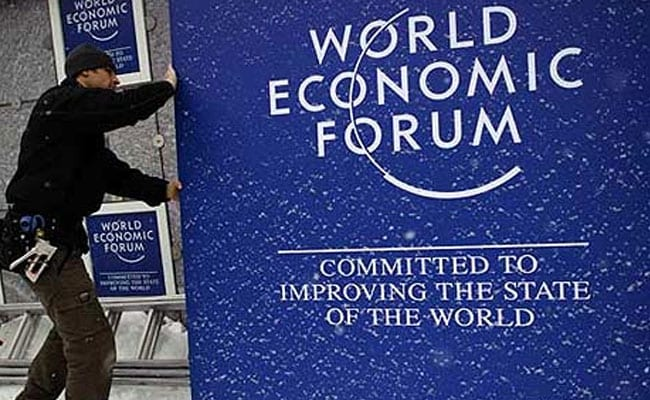 Over 100 From India To Attend World Economic Forum Meet Tomorrow
