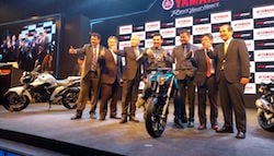 Yamaha FZ25 Launched In India Priced At Rs. 1.19 Lakh