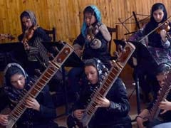 Afghanistan's First Female Orchestra To Perform At Davos