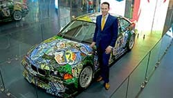 13th BMW Art Car Arrives In India