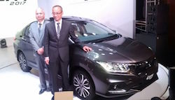 2017 Honda City Facelift Launched In India; Prices Start At Rs. 8.5 Lakh