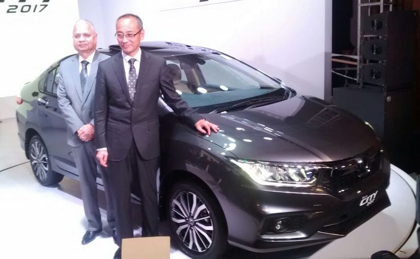 Honda City 2017 bookings cross 5000 units