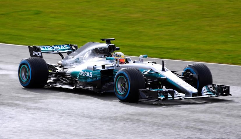 Mercedes F1's Lewis Hamilton: 'I definitely don't want to finish second'