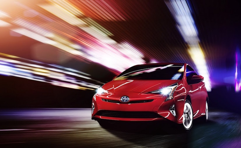 Time Is Really Running Out For Toyota Prius According To Figures