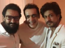 In Which Shah Rukh And Aamir Khan Star Together