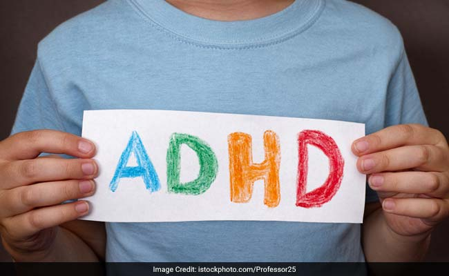Brain differences found in children with ADHD