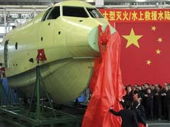 Maiden Flight Of China-Built Amphibious Aircraft Expected In First Half Of 2017: Report
