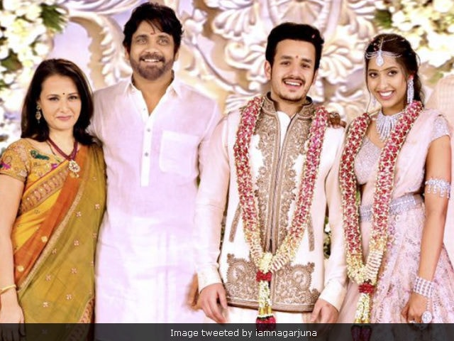 Nagarjuna's Son Akhil Akkineni's Wedding To Shriya Bhupal Reportedly Called Off