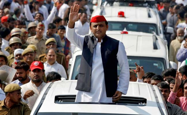 No discrimination between Ramadan and Diwali: Akhilesh Yadav