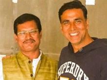 When Akshay Kumar Met The Real Padman