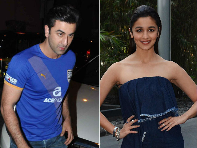 Ranbir Kapoor's Film With Alia Bhatt Is Not A Superhero Movie