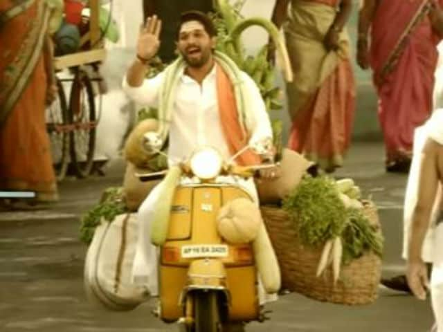 Duvvada Jagannadham Movie Teaser: Allu Arjun's All-New Look Revealed