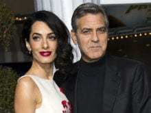 George Clooney's Wife Amal Pregnant With Twins, Confirms Family Friend