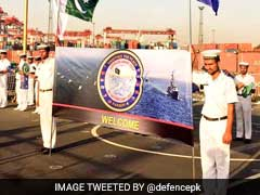 Exercise Aman 17: Pakistan Begins Naval Drill In The Arabian Sea
