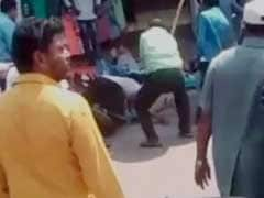 Video Shows Andhra Journalist Attacked, Crowd Watched, Nobody Helped