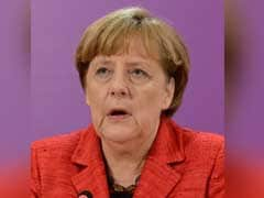 Angela Merkel Postpones Trip To Meet Donald Trump Due To Bad Weather