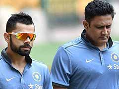 Anil Kumble Stays Back For ICC Meeting, Team India Leaves For West Indies