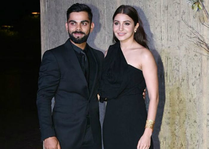 Virat Kohli and Anushka Sharma finally make their relationship official