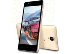 Intex Launches New Smartphone At Rs 5,499