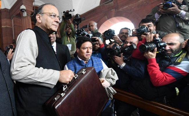 Union Budget 2017: Full Text Of Arun Jaitley's Speech In Parliament