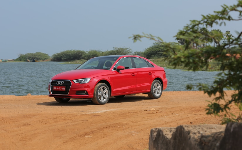audi a3 facelift review ndtv carandbike. Black Bedroom Furniture Sets. Home Design Ideas