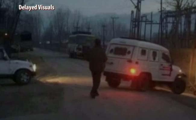 3 militants killed, forces personnel injured in Handwara encounter