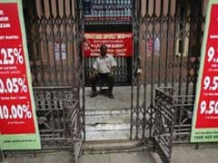 Bank Strike Hits Operations, Clearance Of 40 Lakh Cheques Could Be Affected
