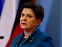 Polish Prime Minister Beata Szydlo Flown To Warsaw Hospital After Car Crash