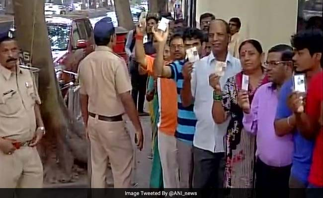 BJP Maintains Winning Streak In Maharashtra, Shiv Sena Tops Mumbai Tally